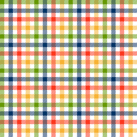 picnic blanket: seamless background table cloth multi colored Illustration