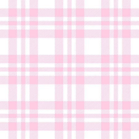 picnic blanket: seamless background table cloth pink Illustration
