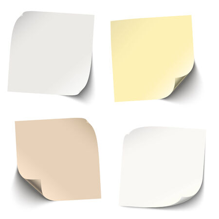 chit: collection of colored sticky notes