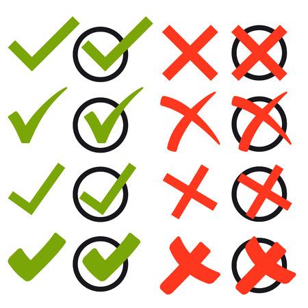 garrapata: colecci�n de verde y ganchos y cruces
