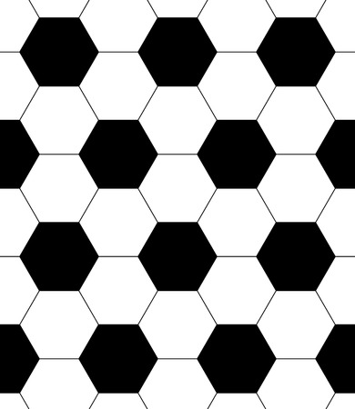 soccer pitch: seamless soccer ball background