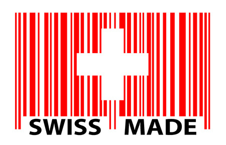 ean: bar code - Swiss Made Illustration