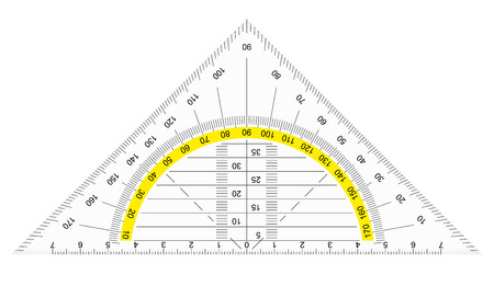 expect: protractor - office supplies