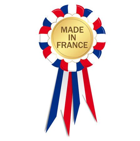award MADE IN FRANCE Vector