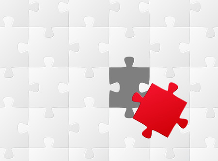 incomplete: puzzle - it does not fit
