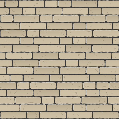 stone mason: seamless brown wall background