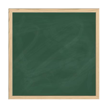 slateboard: blank school slateboard green