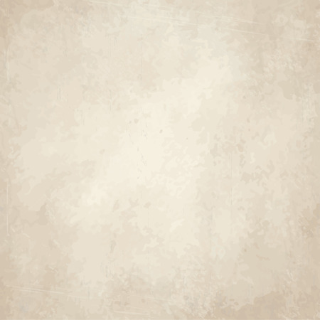 vector of old vintage yellowed paper background