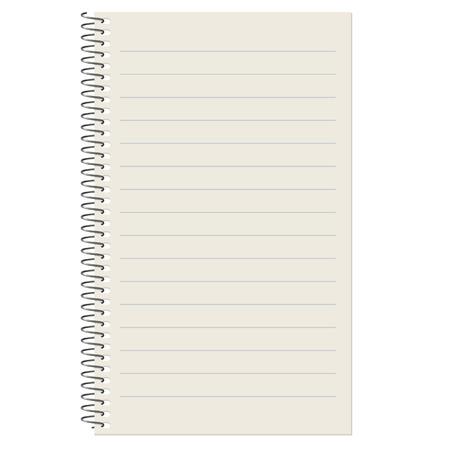the list plan: paper list Illustration