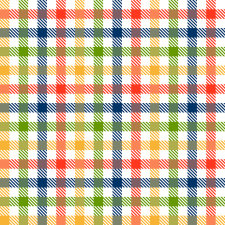 picnic blanket: checkered table cloth background colored