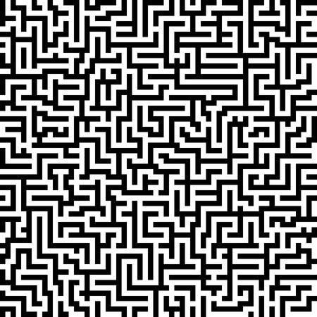 labyrinth seamless background
