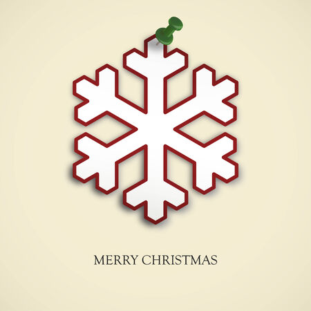 pinned: Merry Christmas snow flake