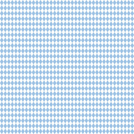 vector of Oktoberfest background seamless blue and white Vector