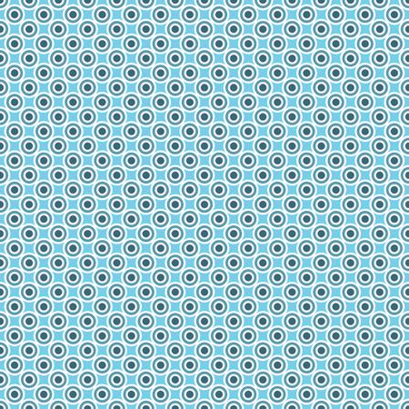 endlos: Hintergrund mit Kreisen - endlos