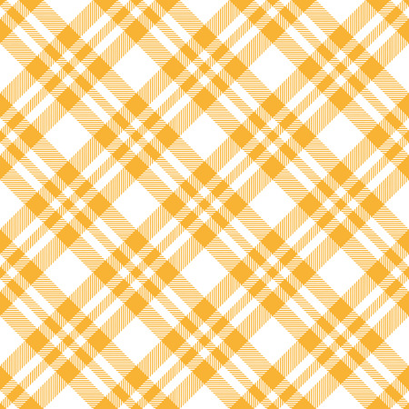 checkered pattern: Checkered tablecloths pattern YELLOW - endless
