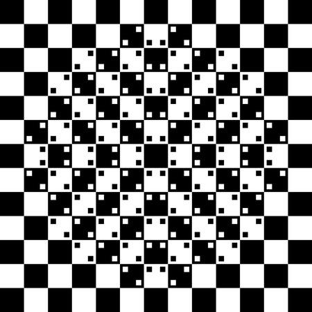 optical illusion Illustration