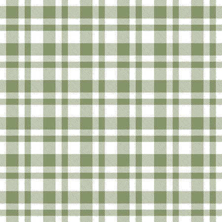 christmas plaid: checkered seamless table cloths pattern green colored