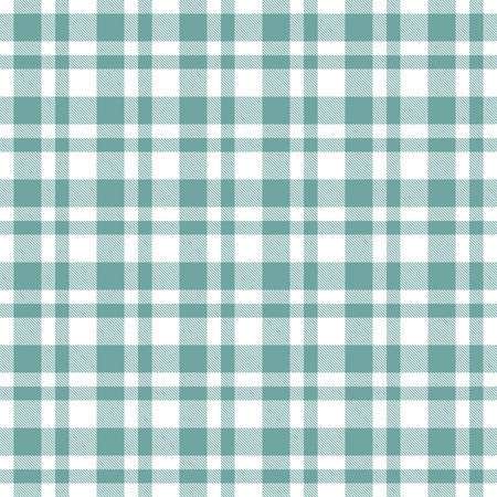 cloths: seamless checkered table cloths pattern blue colored Illustration