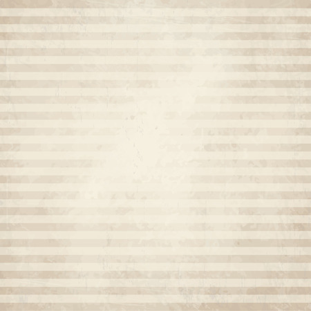 soiled: vector of old vintage paper background with lines