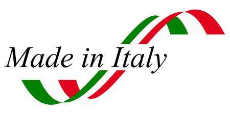 seal of quality - MADE IN ITALY