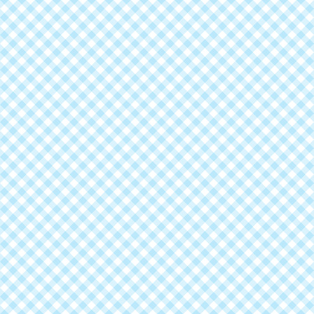 blue white kitchen: endless light blue Checkered table cloth background