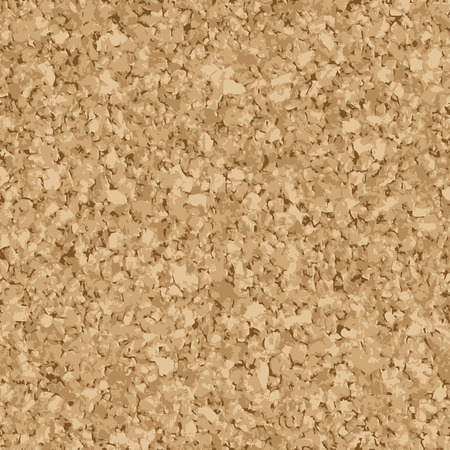 corkboard: vector of seamless cork background for office Illustration
