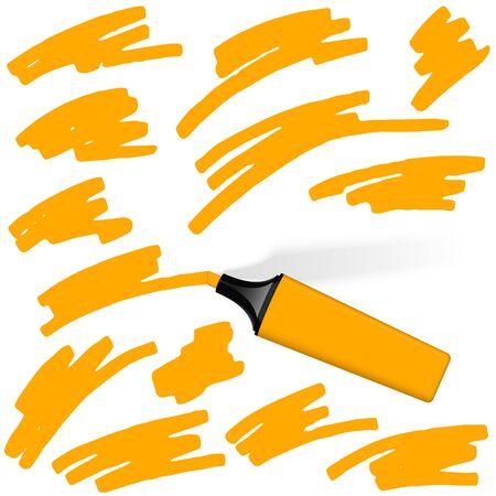 characterize: rotulador con diferentes marcas