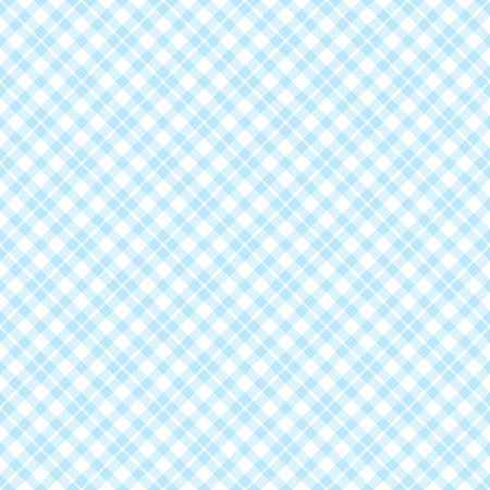 blue white kitchen: vintage checkered table cloth background colored light blue