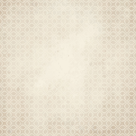 soiled: vector of old vintage paper background with abstract pattern