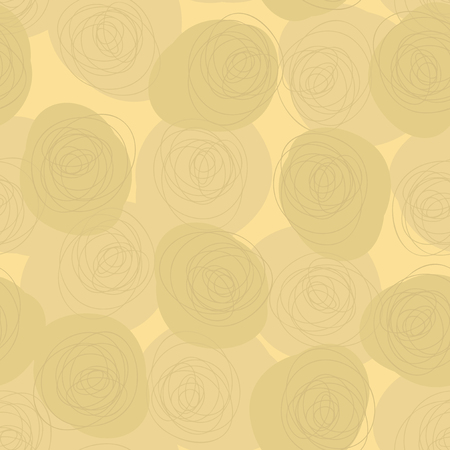 continuously: seamless vector pattern background