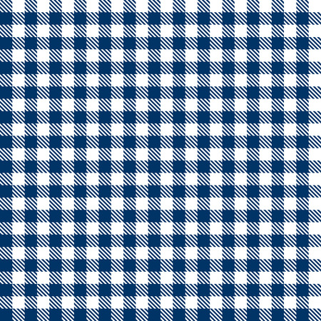 endlessly: Checkered tablecloths patterns BLUE Endlessly
