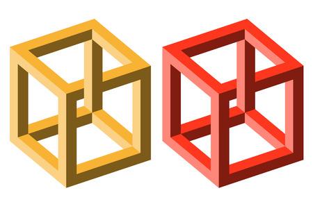 bluff: piccola collezione di illusioni ottiche colorate illustrate