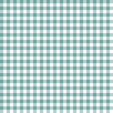 cloths: checkered seamless table cloths pattern blue colored Illustration