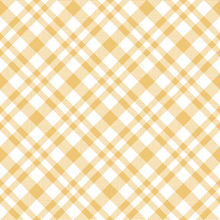 vector of colored checkered seamless table cloth background Illustration