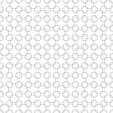 geometrically: abstract vintage background with seamless dark cubes pattern