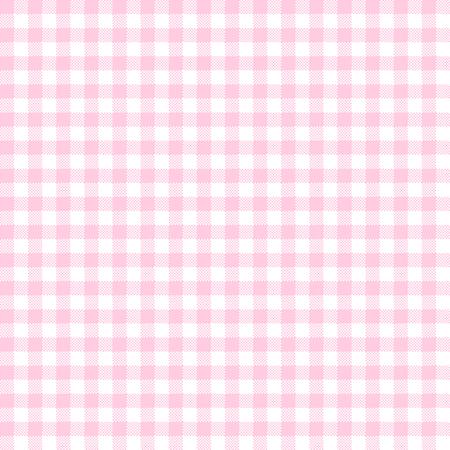Vintage geruite tafelkleed achtergrond gekleurde roze Stockfoto - 45315653