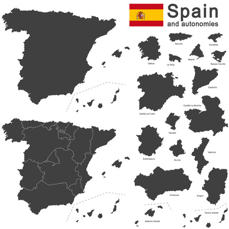 ibiza: european country Spain and autonomies in details