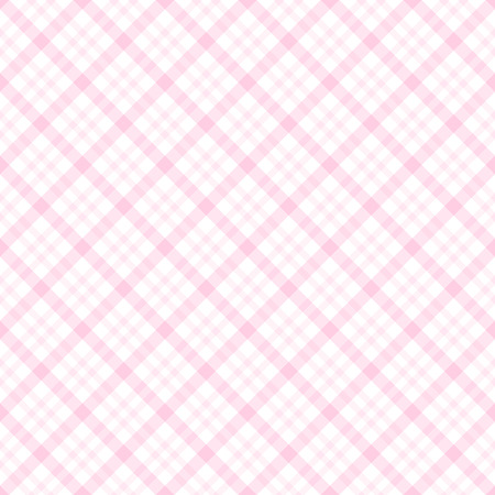 country farms: abstract vintage checkered table cloth background colored pink