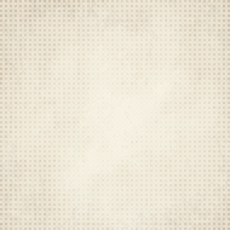 paper old: vector of old vintage paper background with checkered pattern Illustration