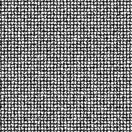 원활한 검은 색과 흰색 컬러 추상 배경 벡터 일러스트 레이 션