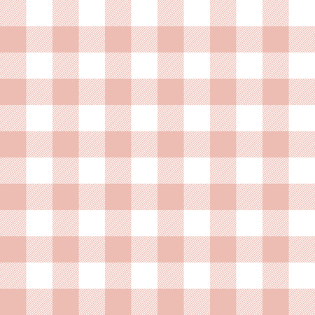 conventional: seamless checkered table cloth background colored rose