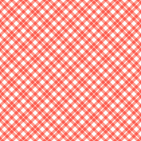 country farms: vintage checkered table cloth background colored red