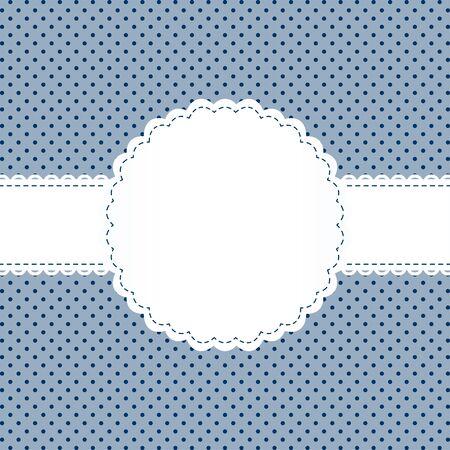 banderole: Band on point pattern