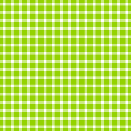 checkered: seamless green colored checkered table cloth pattern for background design