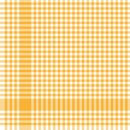 country farms: yellow colored checkered table cloth pattern for background design