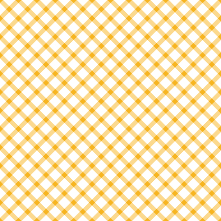 country kitchen: seamless yellow colored checkered table cloth pattern for background design