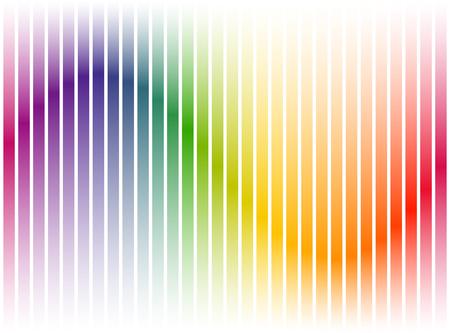 naadloze digitale equalizer strepen achtergrond met kleurverloop op witte achtergrond