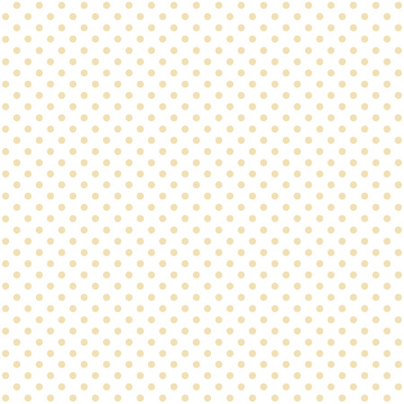 abstract seamless background with dots colored yellow Standard-Bild - 121526507