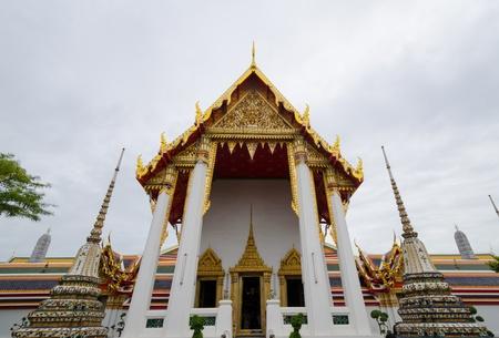 thialand: Wat Pho Temple at Bangkok, Thialand