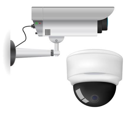home video camera: Security camera